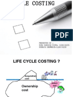 Life Cycle Costing-SIBZ