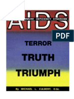 05 - AIDS Terror.. Truth.. Triumph - Michael L. Culbert