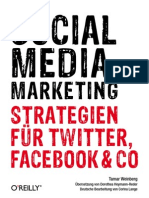 Social Media Marketing - Strategien für Twitter, Facebook und Co