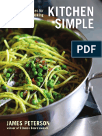 Recipes From Kitchen Simple by James Peterson