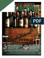 2011 Regional Beer and Wine Guide