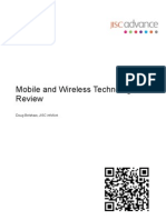 Jisc Mobile Review