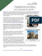 Bird Dog Mills Tax Release NewPaltz Aug2011