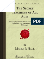 The Secret Teachings of All Ages - 9781605064888