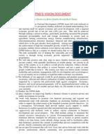 UPND Manifesto