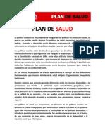 Propuestas Salud - Ricardo Alfonsin 2011