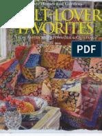 Quilt Lover Favorites