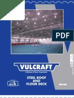 Vulcraft Deck Catalog