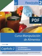 Fasciculo 2 - Folleto Manipulacion de Alimentos