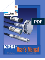 KPSI 750 Users Manual