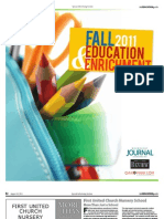 2011 Fall Education Guide