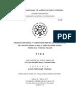 ORGANIZACIÓN SOCIAL Y COSMOVISIÓN MAM DE LAS COMUNIDADES DEL VOLCÁN TACANÁ (S.XXI). EL CASO DE UNIÓN JUÁREZ, TONIMÁ-TRIGALES Y LA VEGA DEL VOLCÁN.