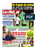 LE BUTEUR PDF du 10/08/2011