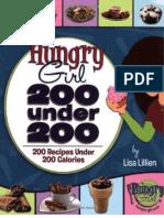 200 Under 200 Recipes