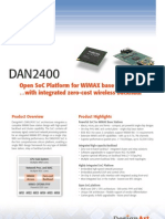 DAN2400 Product Brief
