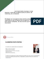 Manual para la elaboración de un Brief publicitario
