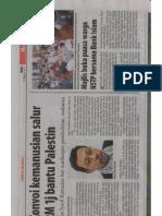 Aqsa Syarif dalam Berita Harian 10 Ogos 2011