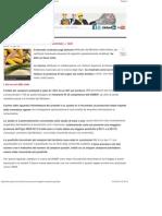 Sicurezza Aliment Are, Il Rapporto Triennale Sugli Ogm