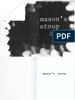 Mason's Stoup 3