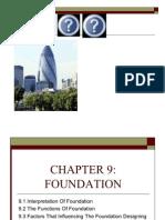 UNIT 9.Foundation Ppt