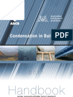 Condensation in Buildings Handbook