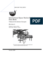 International Space Station Evolution Data Book Vol II Evolution Concepts Rev A