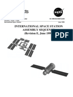 NASA Facts International Space Station Assembly Rev E June 1999