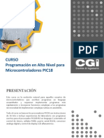 Brochure_Curso Programación Microcontroladores PIC18_CGI