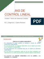 Sistemas de Control Lineal