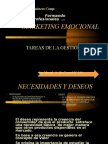 Marketing Emocional 1er Modulo