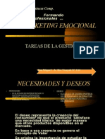 Marketing Emocional 1er Modulo