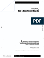 xjs 1994 (4 0l) elec guide