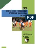 Kertas Kerja Pembangunan Permainan Ragbi Rimau