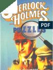 Sherlock Holmes Puzzles