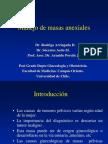 tumores pelvicos presentacion