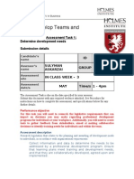 HDTI Assessment 1