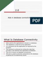 Ado.net 2.0 Day1