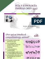 1 Etología Introducción x