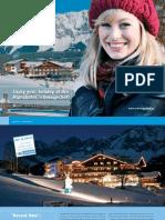 Winter Brochure 2011 / 2012 Hotel Schwaigerhof in Austria, Europe