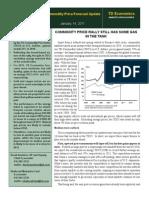 2011 Commodity Forecast