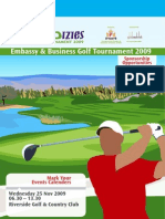 Thdesign Booklet Embizies Golf Tournament