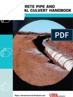 Concrete Pipes and Portal Culverts Handbook