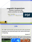 Magnetic Acupuncture