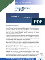 Spiral Vibration Damper High Impact PVC D - 83