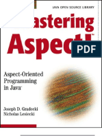 Mastering AspectJ Aspect-Oriented Programming AOP in Java - Wiley - 2003