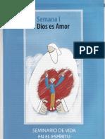 S7SNP-1. Dios Es Amor