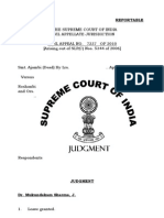 When a Suit is Based on Document - If Such Document is Illegal - Then Entire Suit Has to Go 2010 Sc