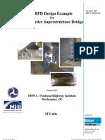 AASHTO - LRFD [Design Example for Steel Girder Superstructure Bridge - 2003]