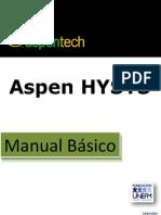 Manual Basico Aspen HYSYS