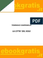 TommasoCampanella-LaCittaDelSole